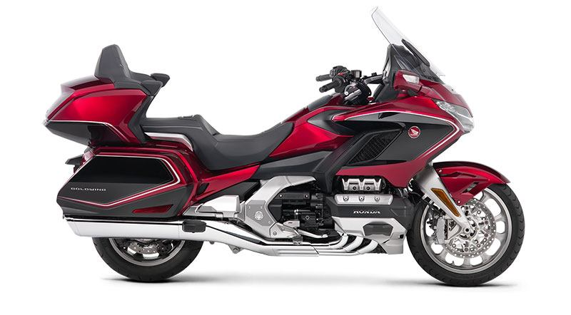 2018 Honda Gold Wing Tour Airbag DCT in Lewiston, Maine