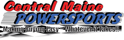 Central Maine Powersports Logo